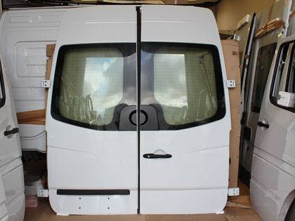 Volkswagen New  Rear doors door for  Crafter van