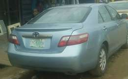 Toyota Camry 2007 muscle, 4plugs, automatic, leather for N1.750m