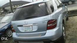 Clean regd buy and drive BENZ ML350 4MATIC for sale...