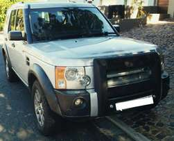 2005 Land Rover Discovery 3 TDV6 HSE