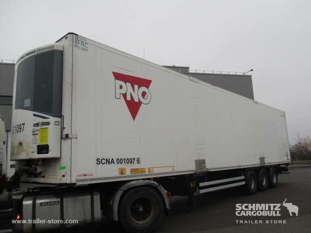 Schmitz Cargobull Semitrailer Reefer Standard Dvigubo pakrovimo sistema - 2012