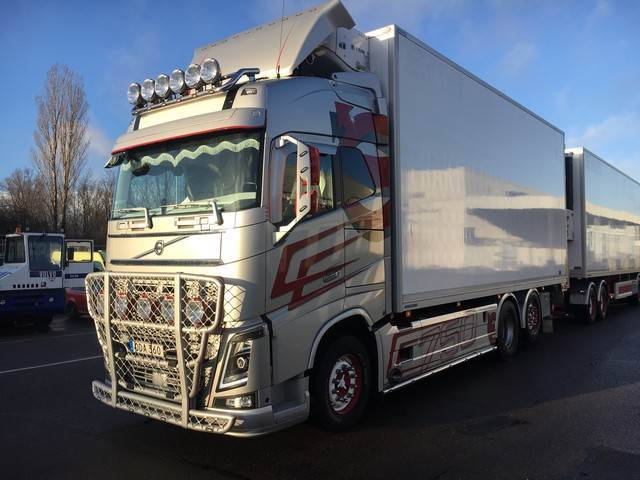 Volvo Fh - 2016