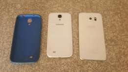 Samsung Galaxy S6 and S4