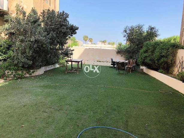 Adliya large 3 BR flat with garden and wheelchair access, exclusive.