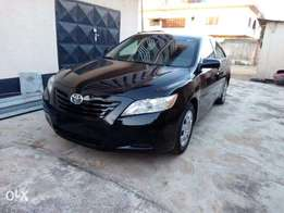 Clean Tokunbo 07 Toyota Camry Muscle