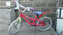 Ex UK Girls' Bike