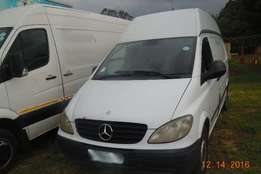 2006 Mercedes Benz Vito 115 CDI Panel van