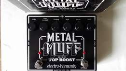 EHX - Metal Muff with Top Boost