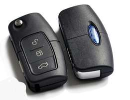 Ford Focus Ranger Key + Blade
