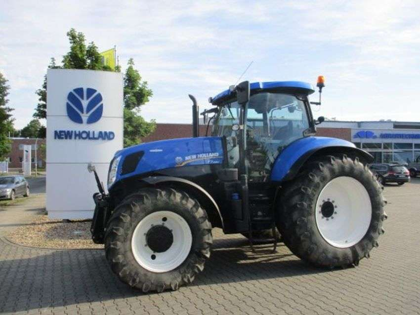 New Holland t7.220 autocommand - 2013 - image 2