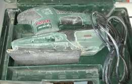 Bosch sander in case