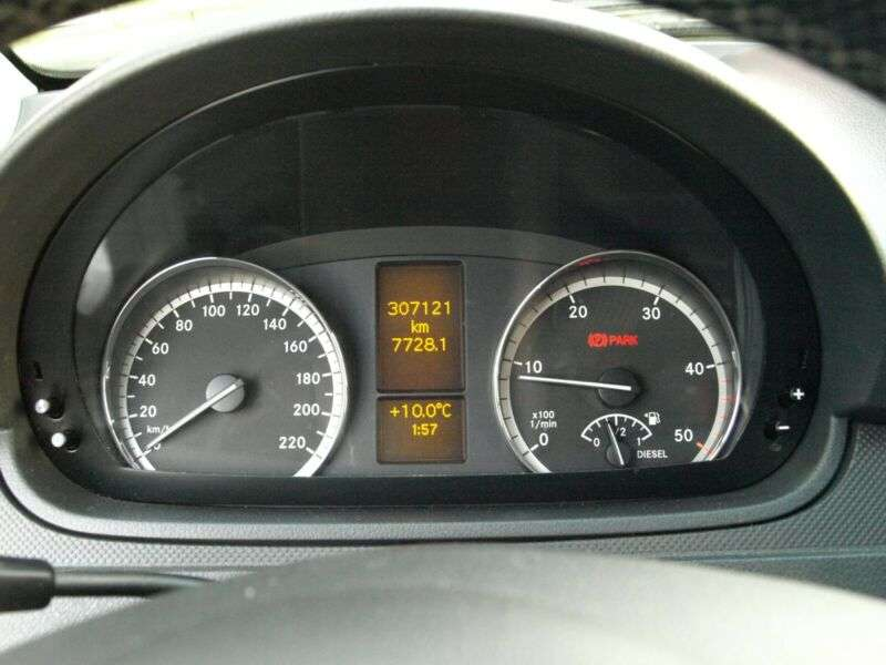 Mercedes-Benz VITO 110 CDI 343 L3 - 2013 - image 12