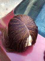 Quality braided wig for sale