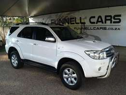 Toyota Fortuner 3.0d-4d 4x4