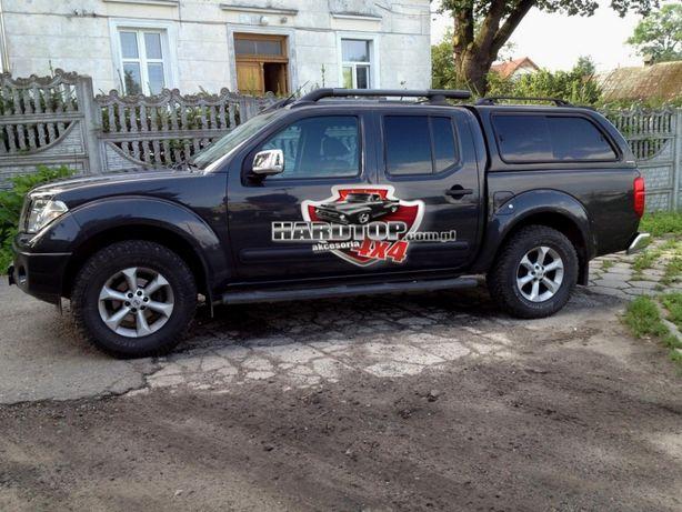 Zabudowa Hardtop Nissan Navara D40 Carryboy 7 Paslek Olx Pl