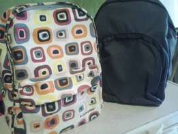 Good quality bags and backpack
