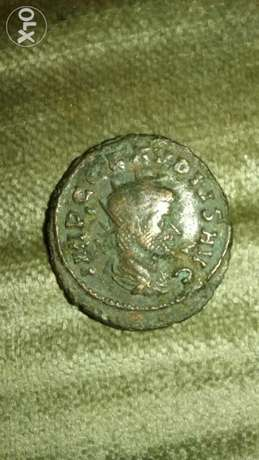 Roman Ancient Coin for Emperor Claudius year 41 AD