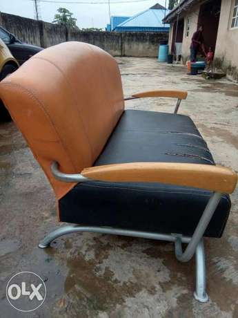 Used Sweet 3Seaters Leather Seat Kuje - image 6