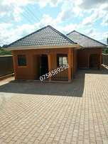 brand new self contained double house in kisasi at 350k ugx
