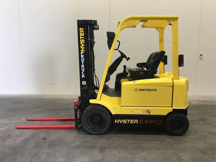 Hyster J2.5xm - 2006