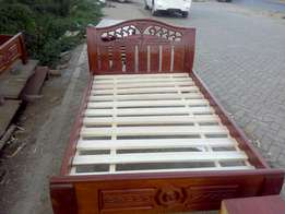 A bed of 5by6 corftable bed inthe word