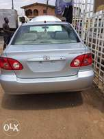 clean and sharp 2004 Toyota Corolla toks