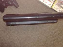 Ps3-slim line ..plus 18 games in great condition