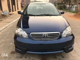 Toyota Corolla Sport toks Super Clean and Fresh