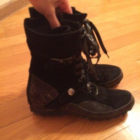 Чоботи зимові  500 грн. - Жіноче взуття Івано-Франківськ на Olx f3bb928292ee7
