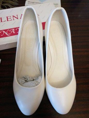 a72b255830fba9 Туфлі жіночі шкіряні весільні Туфли женские кожаные свадебные Скнилів -  зображення 1