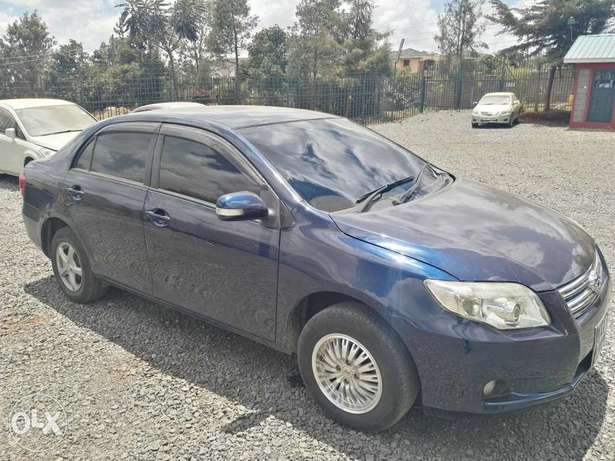 Quick sale fully Loaded Toyota Axio 2009 City Centre - image 2