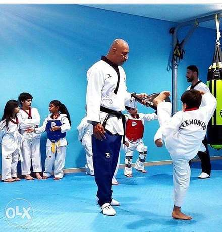 Sport to Door Taekwondo/ Mixed Martial Art Classes Bahrain