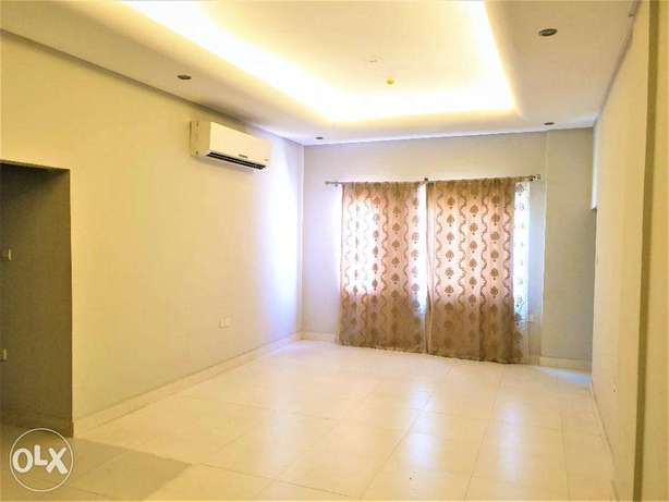 3 BHK with maids room flat semi furnished in Buhair riffaa