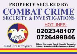 Combat Crime Security