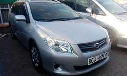 Toyota fielder 2010 model