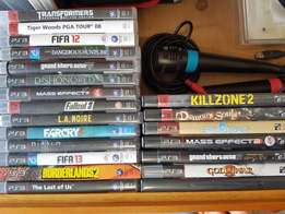 Variety PS3 games for sale