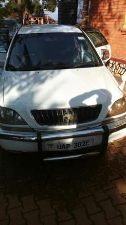 Toyota Harrier UAP 302 E .at 16M negotiable Kampala - image 7