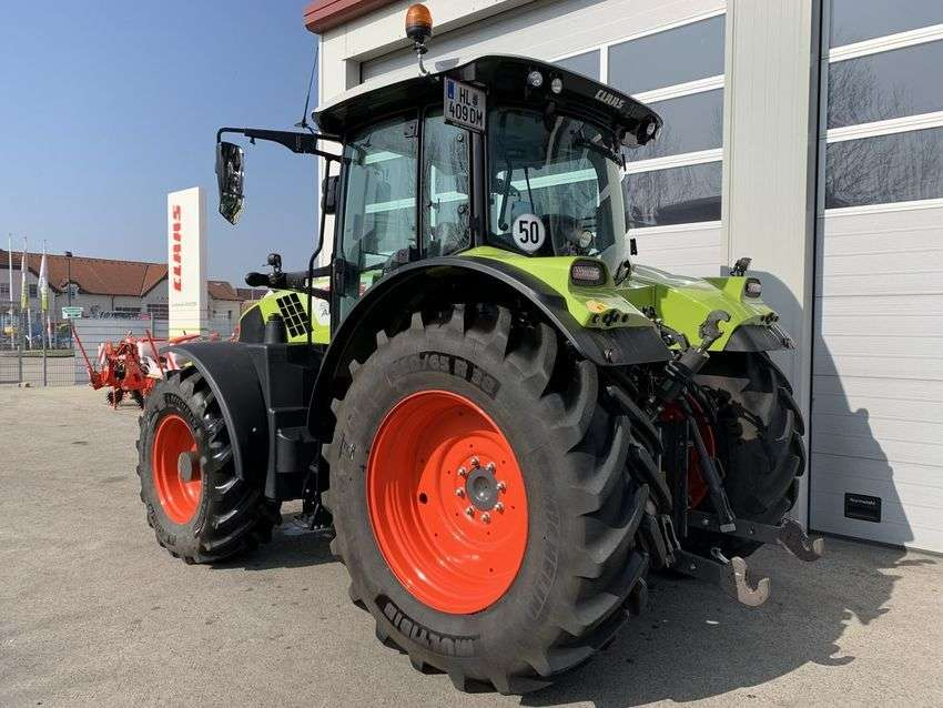 Claas Arion 550 Cebis Cmatic - 2018 - image 3