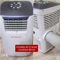 Portable ac for sale in Good condition