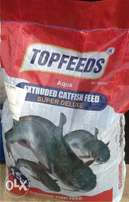 Topfeed Fish feed