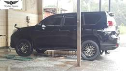 2011 Toyota Prado 2.7 liter Petol* Choice of 2 Rims*Priced to Clear