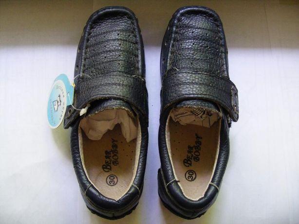 de294ab66 Новые туфли для мальчика, р. 30, 18 см: 300 грн. - Детская обувь ...