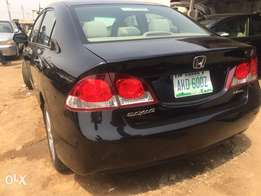 Neatly used first body 2008 Honda Civic in excellent condition