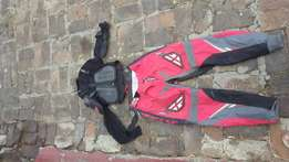 Off road chest protector and Fly pants for sale