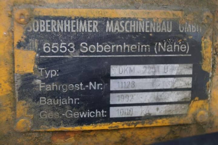 Liebherr L 507 Stereo Klappschaufel Kehrbesen - 2007 - image 10