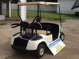 18 volt EZGO electric Golf Cart