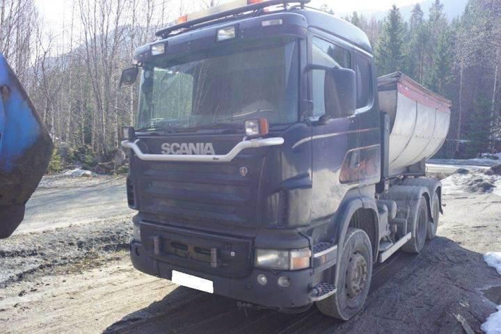 Scania R560 - 2007