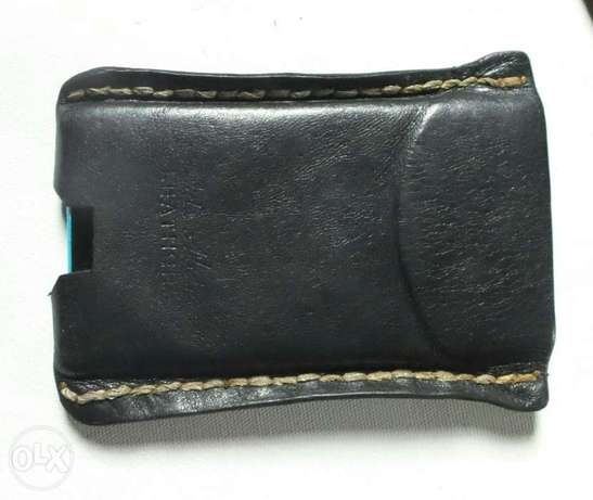 Genuine leather satchel, phone pouch and tablet pouch Ilorin - image 6