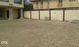 A clean and decent building for sale at Akesan igando Lagos