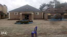 Resort at Nta/Choba Rd, with 500 capacity invent Hall e.t.c 4 sale